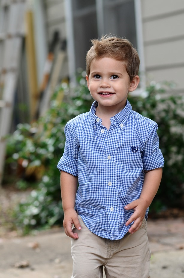 Cute toddler boy clothes photo